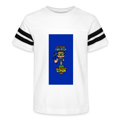 friendly i5 - Kid's Vintage Sport T-Shirt