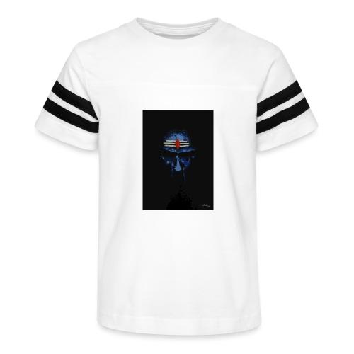 shiva - Kid's Vintage Sport T-Shirt