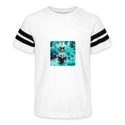 JUICY LANDRY - Kid's Vintage Sport T-Shirt