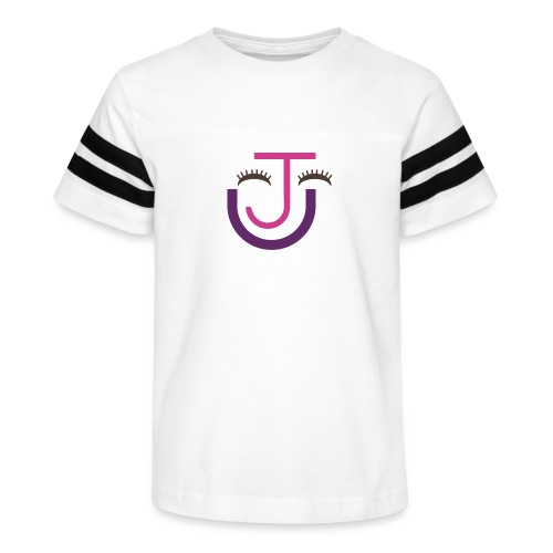 Joy Unlimited Fashion - Joyful Face - Kid's Vintage Sport T-Shirt