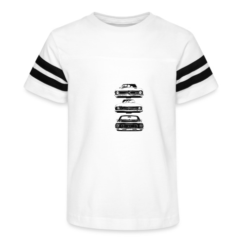 monaro over - Kid's Vintage Sport T-Shirt