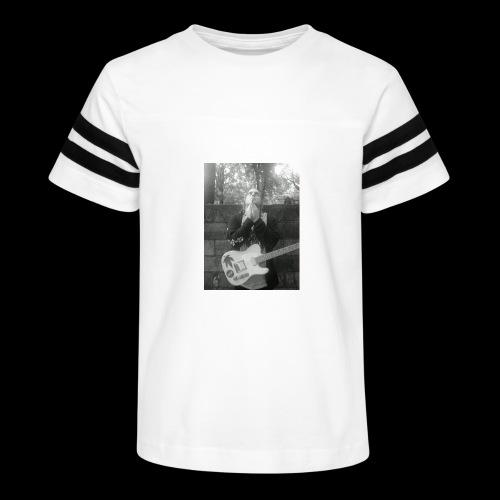 The Power of Prayer - Kid's Vintage Sport T-Shirt