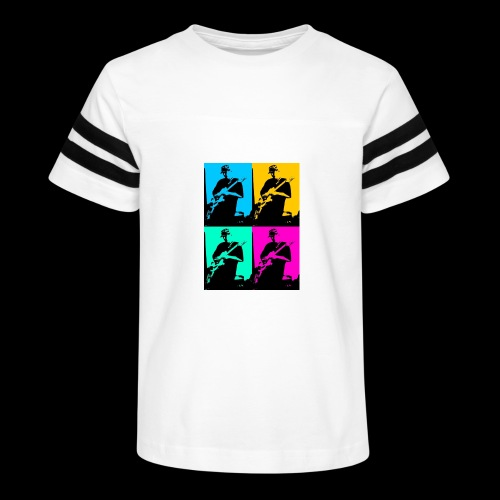 LGBT Support - Kid's Vintage Sport T-Shirt