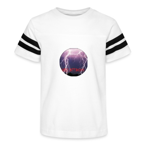 ATTACK - Kid's Vintage Sport T-Shirt