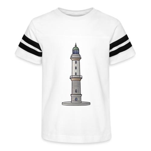 Lighthouse Warnemünde Rostock - Kid's Vintage Sport T-Shirt
