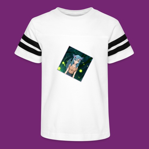 Wolfie Pack - Kid's Vintage Sport T-Shirt