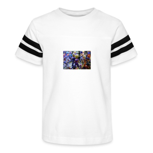 cartoons - Kid's Vintage Sport T-Shirt