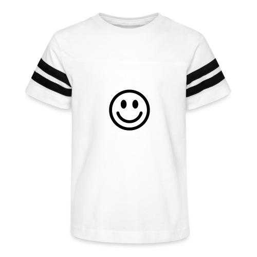 smile dude t-shirt kids 4-6 - Kid's Vintage Sport T-Shirt