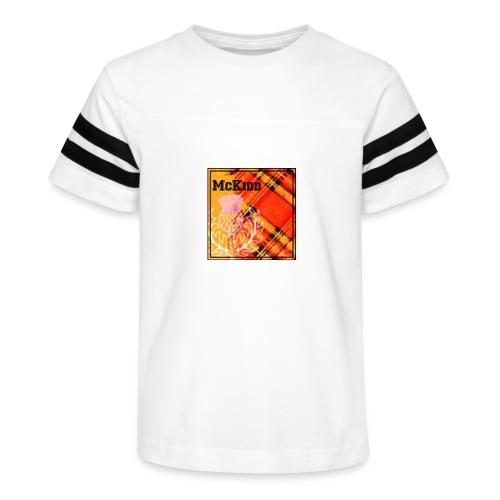 mckidd name - Kid's Vintage Sport T-Shirt