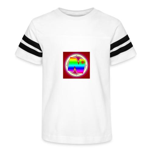 Nurvc - Kid's Vintage Sport T-Shirt