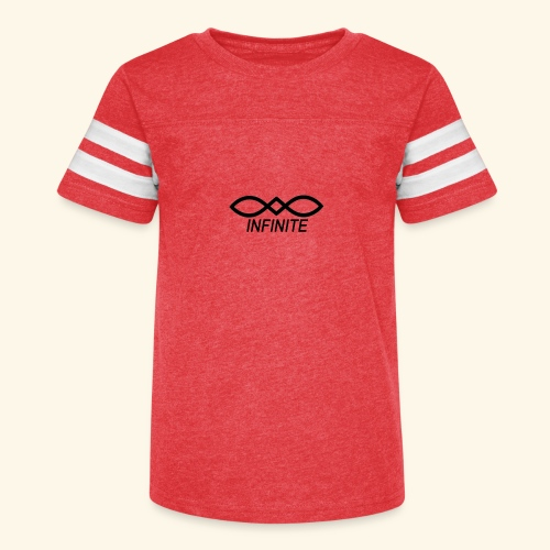 INFINITE - Kid's Vintage Sport T-Shirt