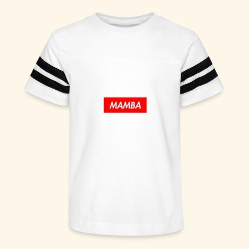 Supreme Mamba - Kid's Vintage Sport T-Shirt