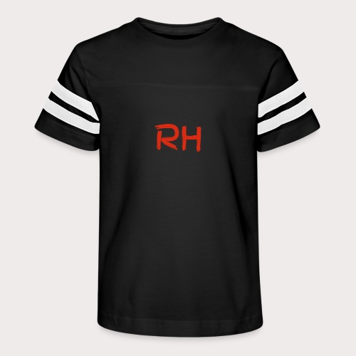 RH Red Head - Kid's Vintage Sport T-Shirt
