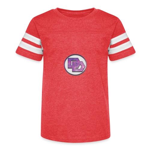 DerpDagg Logo - Kid's Vintage Sport T-Shirt