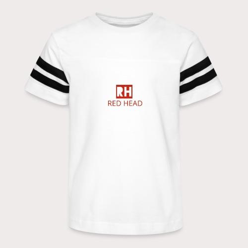 RH Red Head - Kid's Vintage Sport T-Shirt
