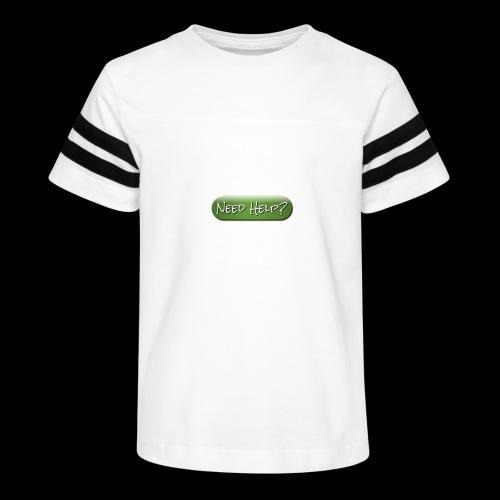 IMG 0448 - Kid's Vintage Sport T-Shirt