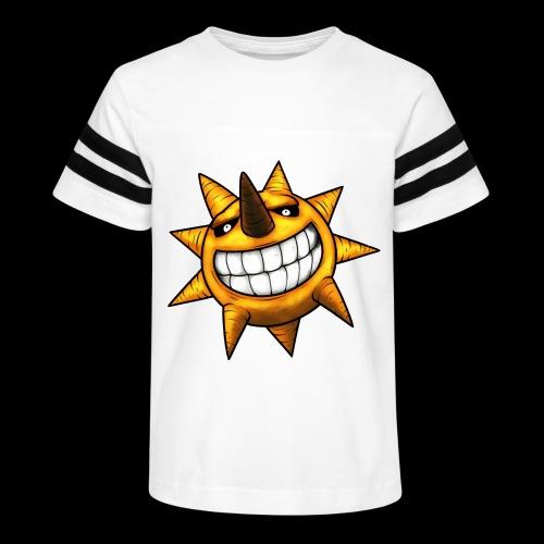 Soul Eater Sun - Kid's Vintage Sport T-Shirt