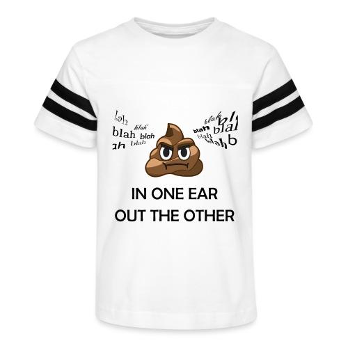 Women's Premium Long Sleeve T-Shirt - Kid's Vintage Sport T-Shirt