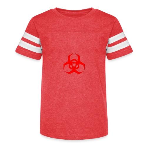 HazardMartyMerch - Kid's Vintage Sport T-Shirt