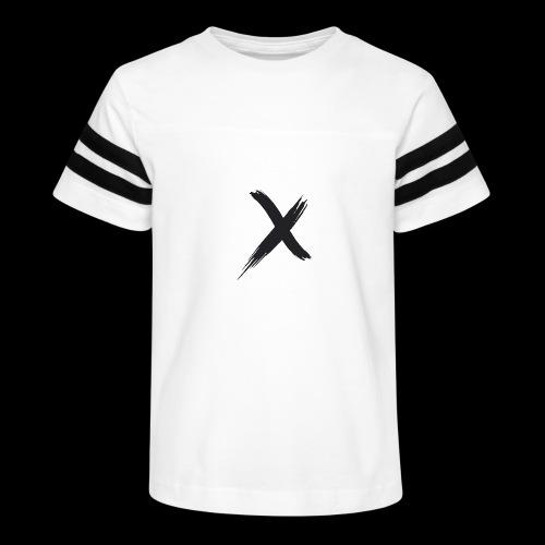 XaviVlogs - Kid's Vintage Sport T-Shirt