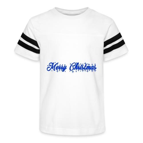 Christmas Design - Kid's Vintage Sport T-Shirt