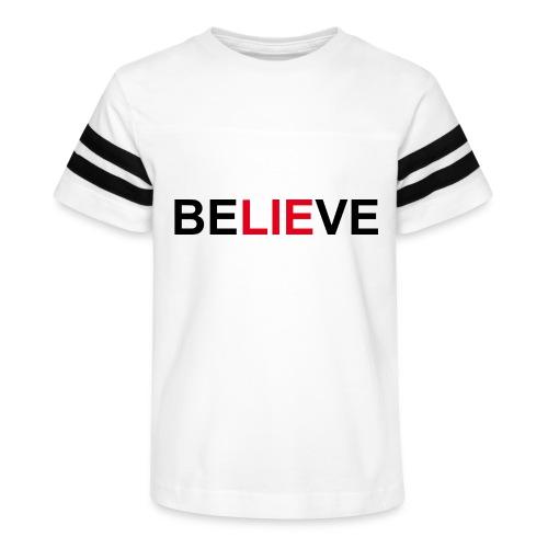 Believe - Kid's Vintage Sport T-Shirt