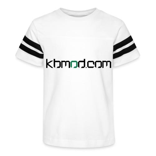kbmoddotcom - Kid's Vintage Sport T-Shirt