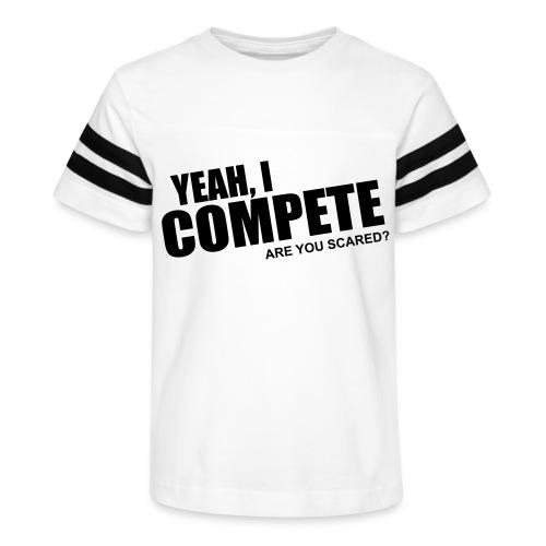 compete - Kid's Vintage Sport T-Shirt