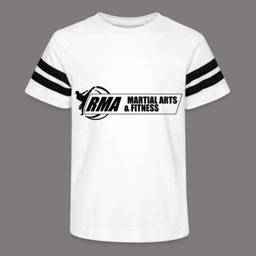 RMA-full-logo-Front-1clr- - Kid's Vintage Sport T-Shirt