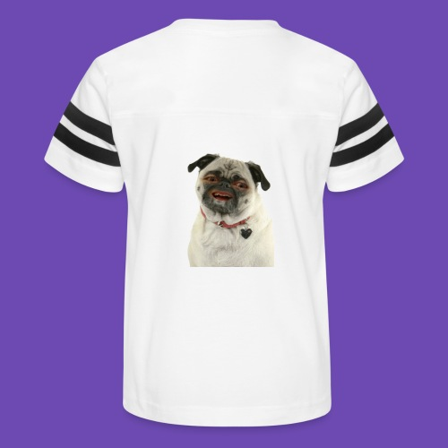 Good times goodbye good boy. - Kid's Vintage Sport T-Shirt