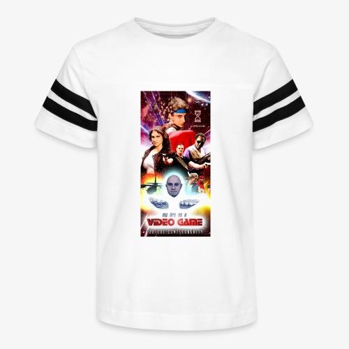 Phone Case Test png - Kid's Vintage Sport T-Shirt