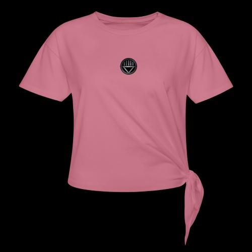 Knight654 Logo - Women's Knotted T-Shirt