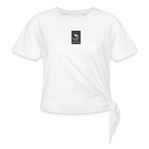 ABSYeoys merchandise - Women's Knotted T-Shirt