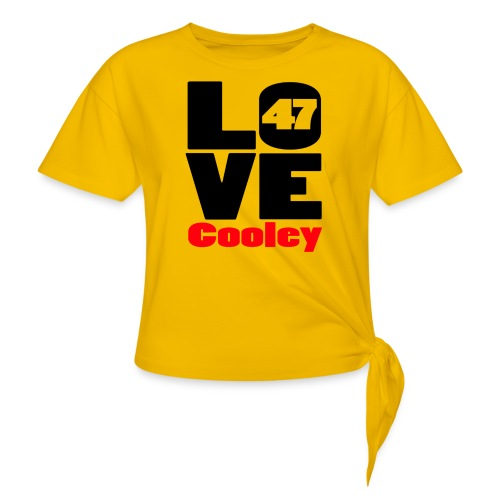 lovecooley - Women's Knotted T-Shirt