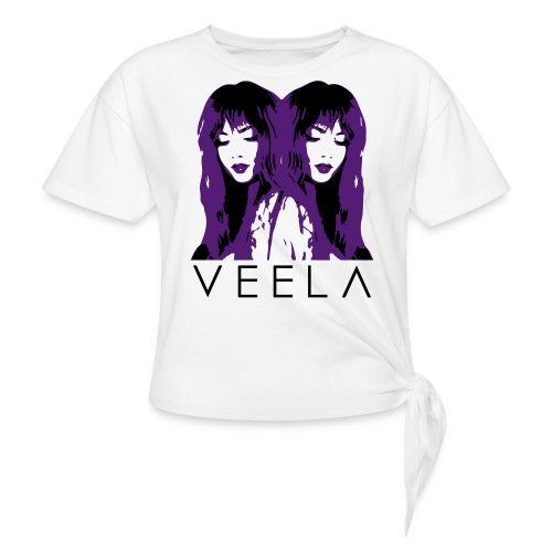 Double Veela Light Women's - Women's Knotted T-Shirt