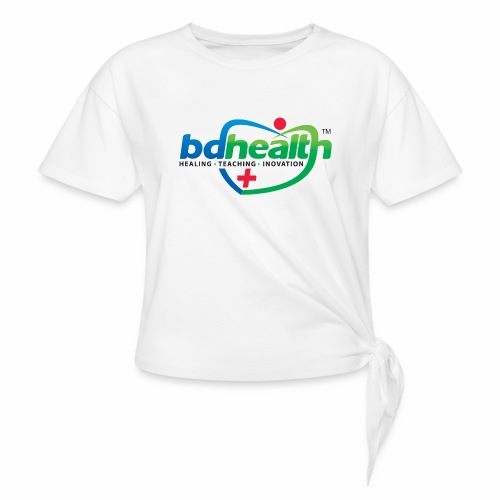 Medical Care - Women's Knotted T-Shirt