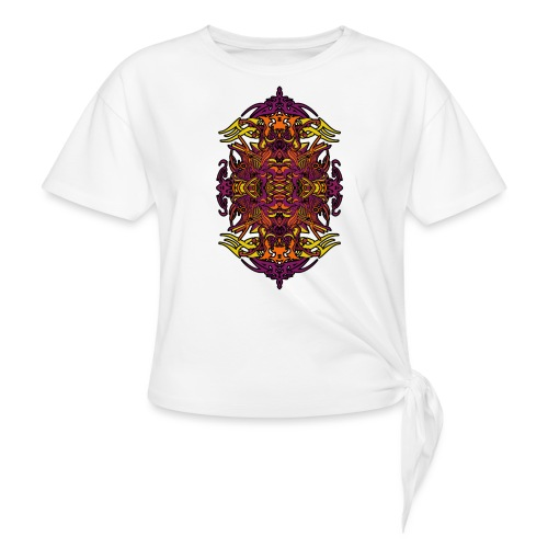 Eternal Voyage 4 - Magic Edition - Women's Knotted T-Shirt