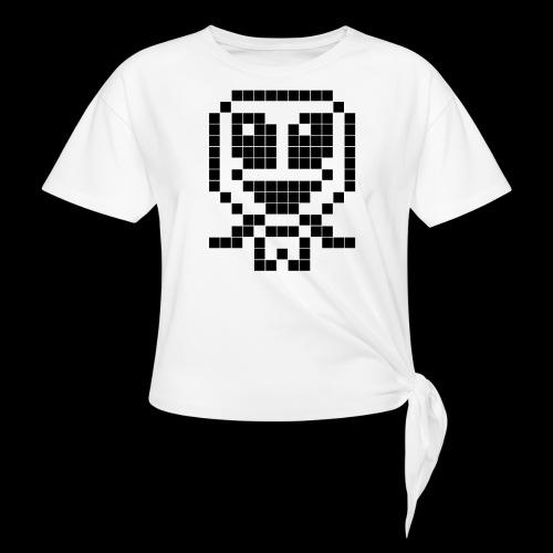 alienshirt - Women's Knotted T-Shirt