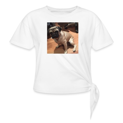Gizmo Fat - Women's Knotted T-Shirt