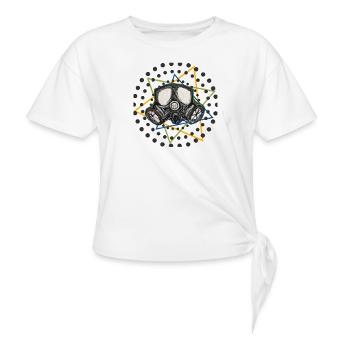 PPE Vibe - Women's Knotted T-Shirt