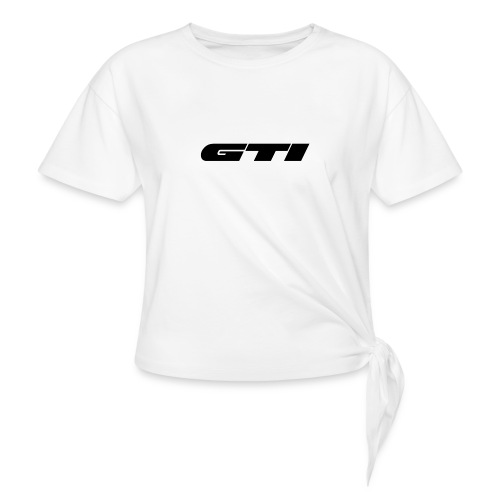 GTI - Women's Knotted T-Shirt