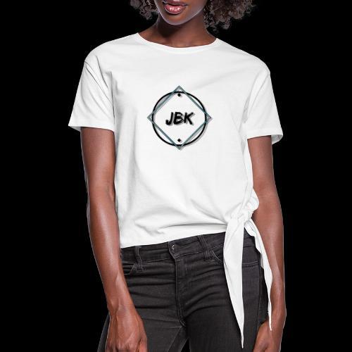 JBK - Women's Knotted T-Shirt