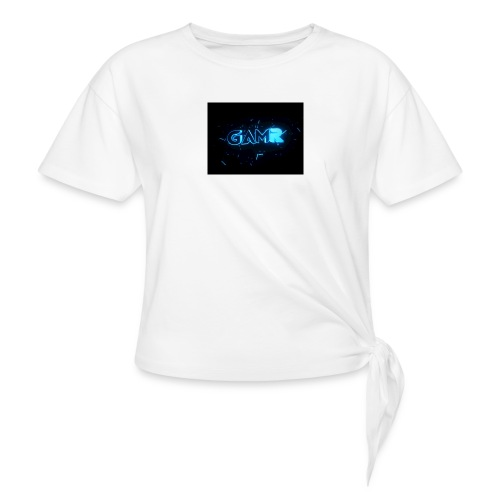 IMG 0443 - Women's Knotted T-Shirt