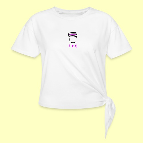 ICE - Women's Knotted T-Shirt