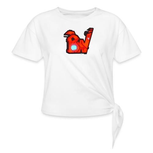 BW - Women's Knotted T-Shirt