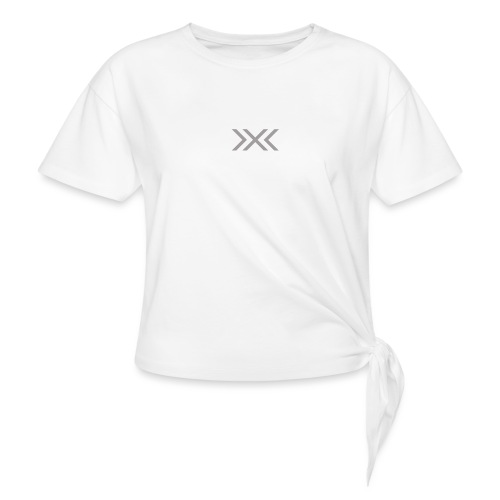 X - Women's Knotted T-Shirt
