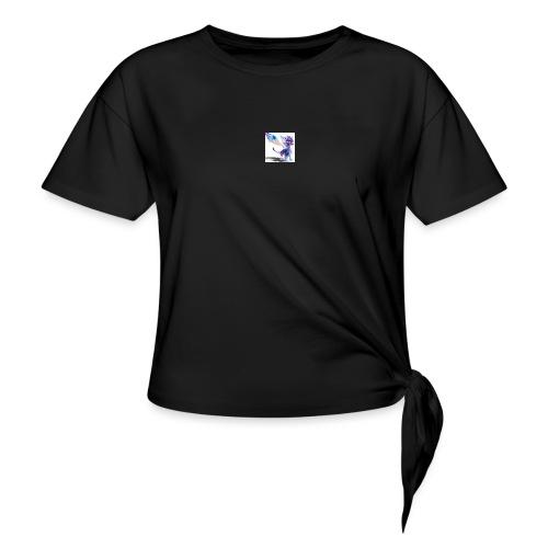 Spyro T-Shirt - Women's Knotted T-Shirt
