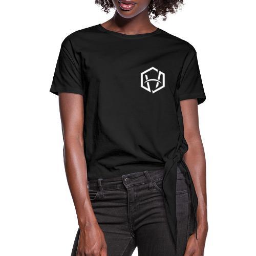 HVRIZON Horizon - Women's Knotted T-Shirt