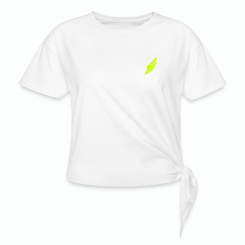 #XQZT FLY - Women's Knotted T-Shirt