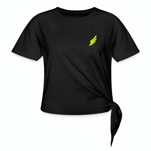 XQZT FLY - Women's Knotted T-Shirt